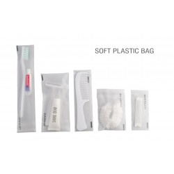 SOFT PLASTIC BAG